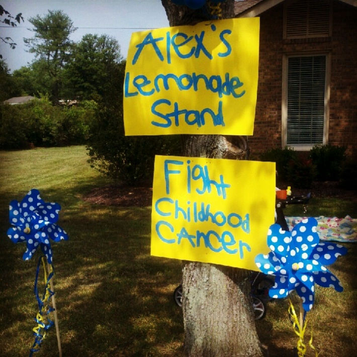 Come Get Your Lemonade and Give To A GREAT Cause!